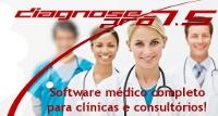Diagnose Pró 7.5 - Software médico completo para clínicas e consultórios